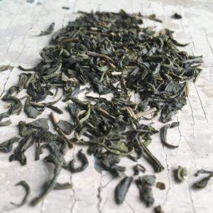 Tè verde menta