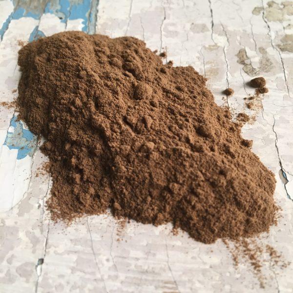 Liquirizia in polvere