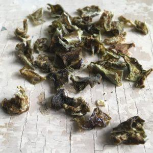 Paprika verde in fiocchi