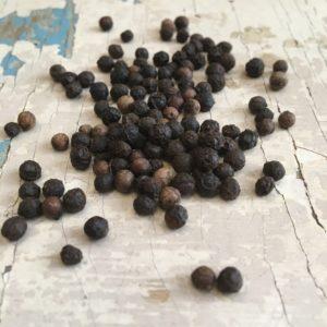 Pepe nero Sarawak grani