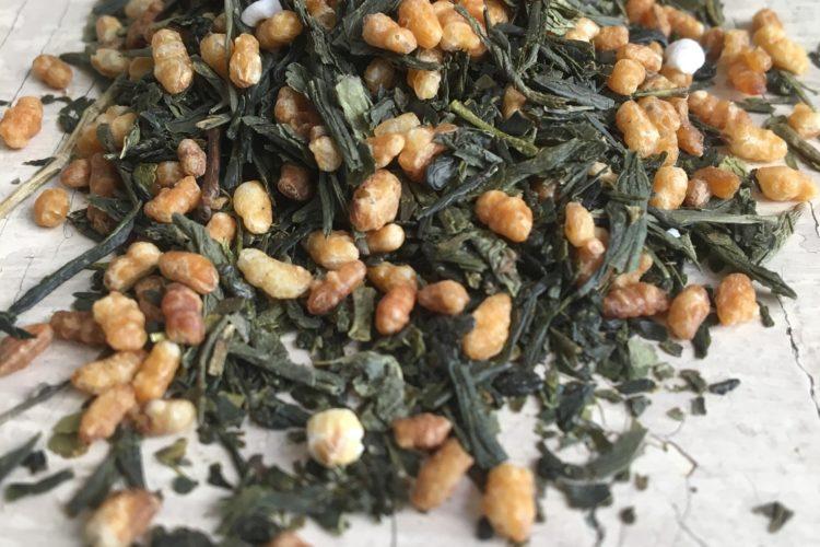 Tè verde Gen Mai Cha