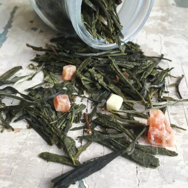 Tè verde mango e papaya