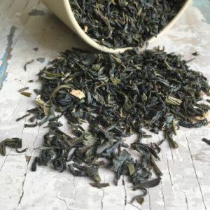 Tè verde gelsomino