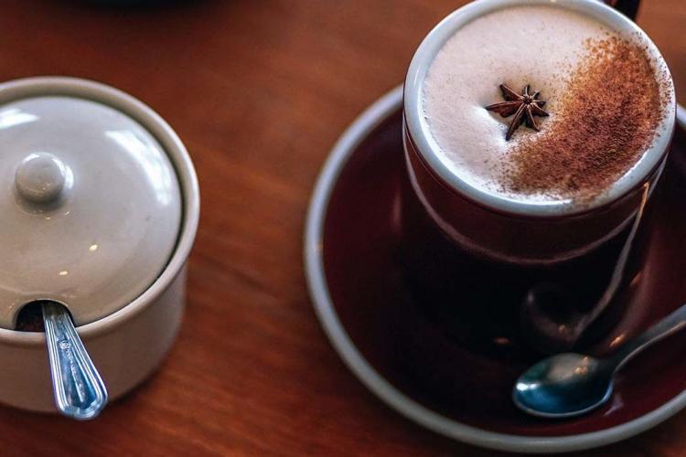 tazza di chai latte
