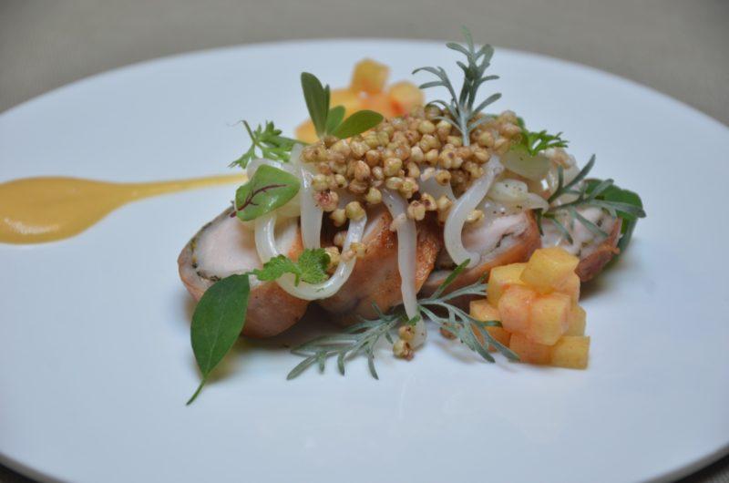 Foto ricetta coniglio chef Angelo Troiani