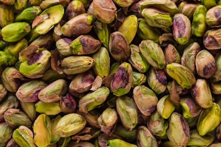 pistacchi di bronte sgusciati sfusi