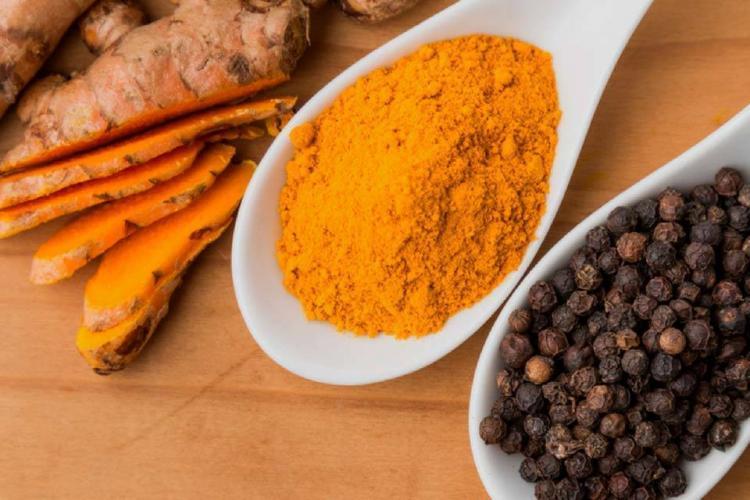 ricetta tisana curcuma e pepe